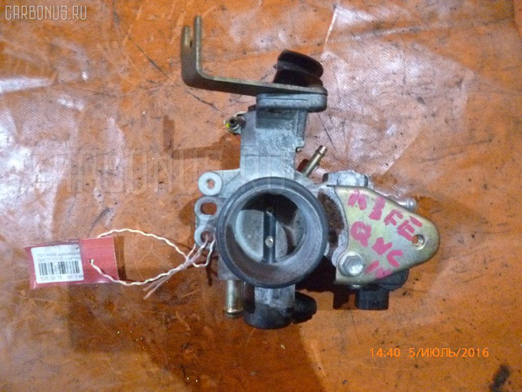 Дроссельная заслонка TOYOTA PASSO QNC10 K3-VE Фото 2
