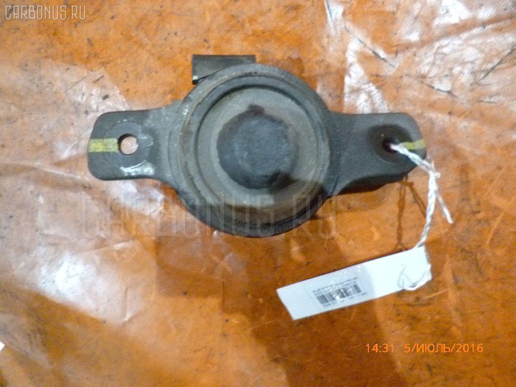 Подушка двигателя SUBARU FORESTER SG5 EJ20T. Фото 2