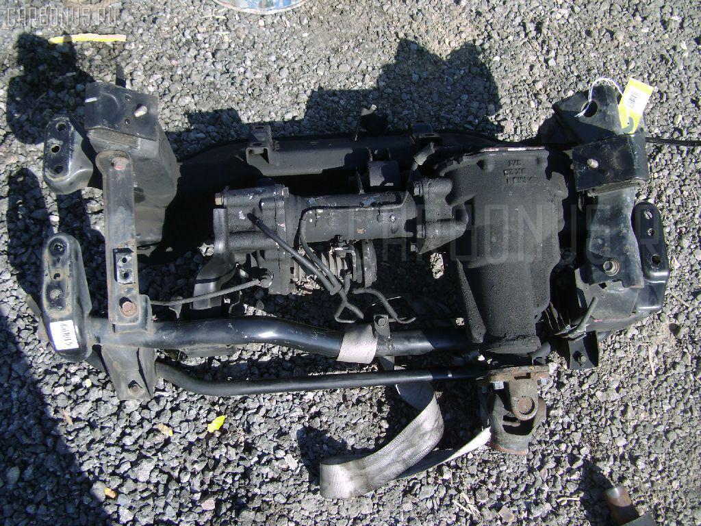 Редуктор Mitsubishi Pajero io H66W 4G93 Фото 1