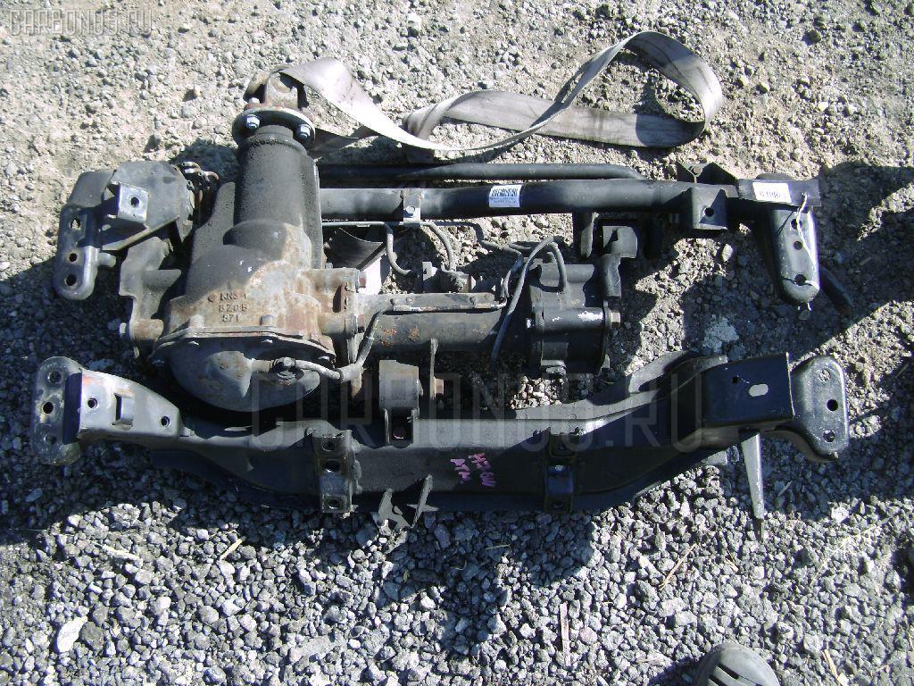 Редуктор Mitsubishi Pajero io H76W 4G93 Фото 1