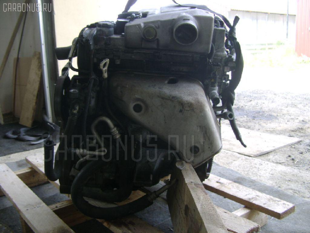Двигатель MITSUBISHI PAJERO IO H76W 4G93 Фото 4