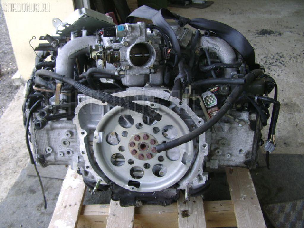 Двигатель SUBARU LEGACY BE5 EJ204 Фото 3