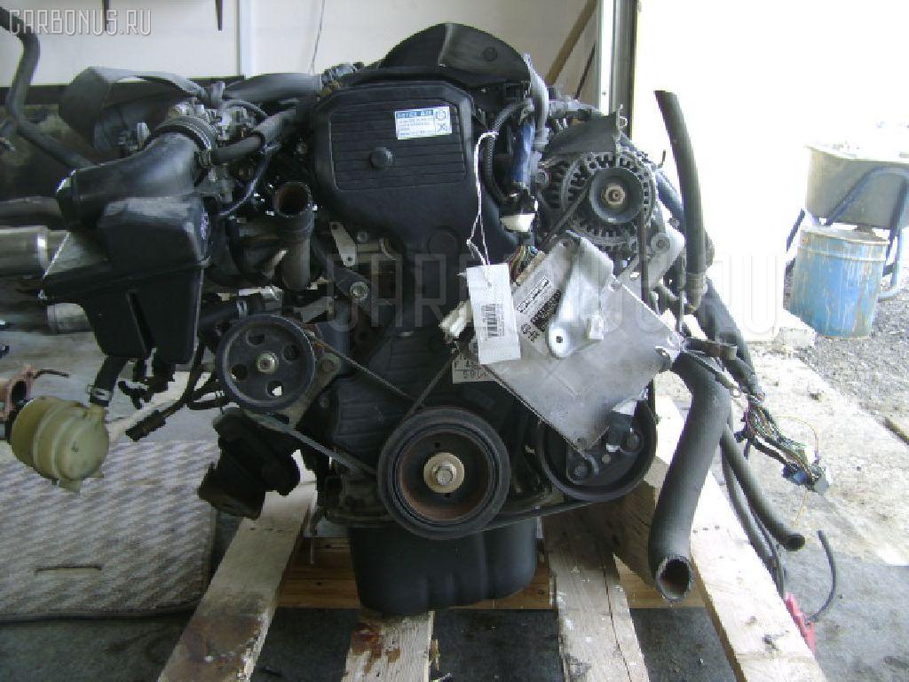 Двигатель TOYOTA CHASER SX100 4S-FE Фото 1