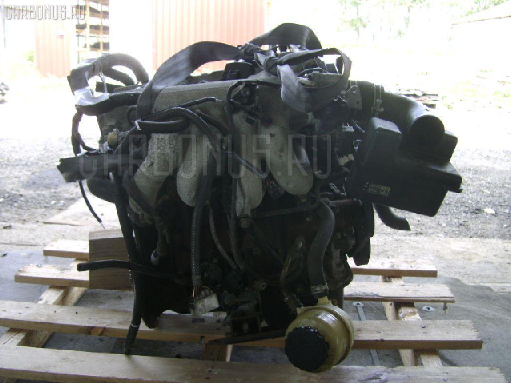 Двигатель TOYOTA CHASER SX100 4S-FE Фото 2