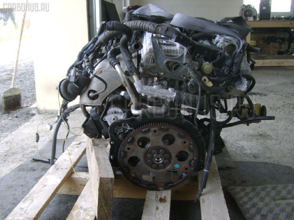 Двигатель TOYOTA CHASER SX100 4S-FE Фото 3