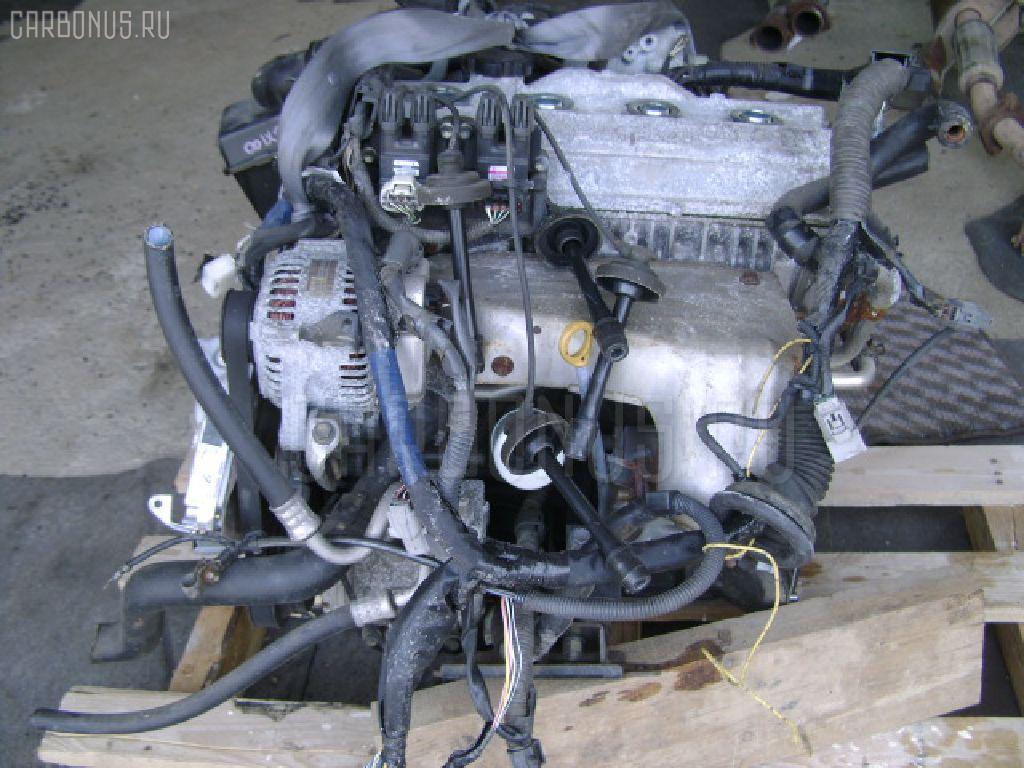 Двигатель TOYOTA CHASER SX100 4S-FE Фото 4