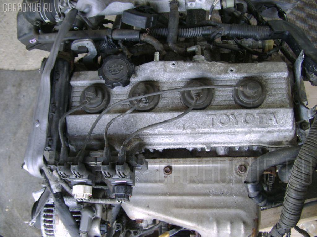 Двигатель TOYOTA CHASER SX100 4S-FE Фото 6
