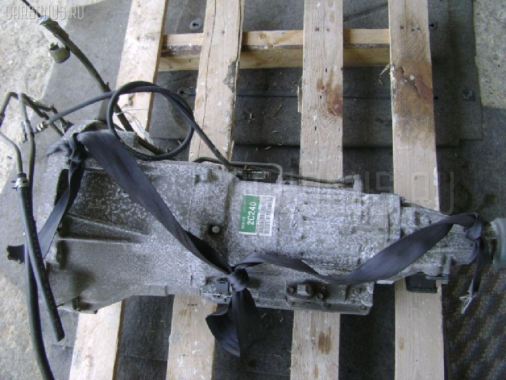 КПП автоматическая TOYOTA CHASER SX100 4S-FE. Фото 5