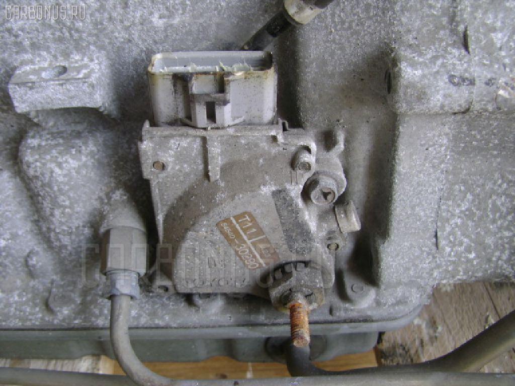 КПП автоматическая TOYOTA CHASER SX100 4S-FE. Фото 7