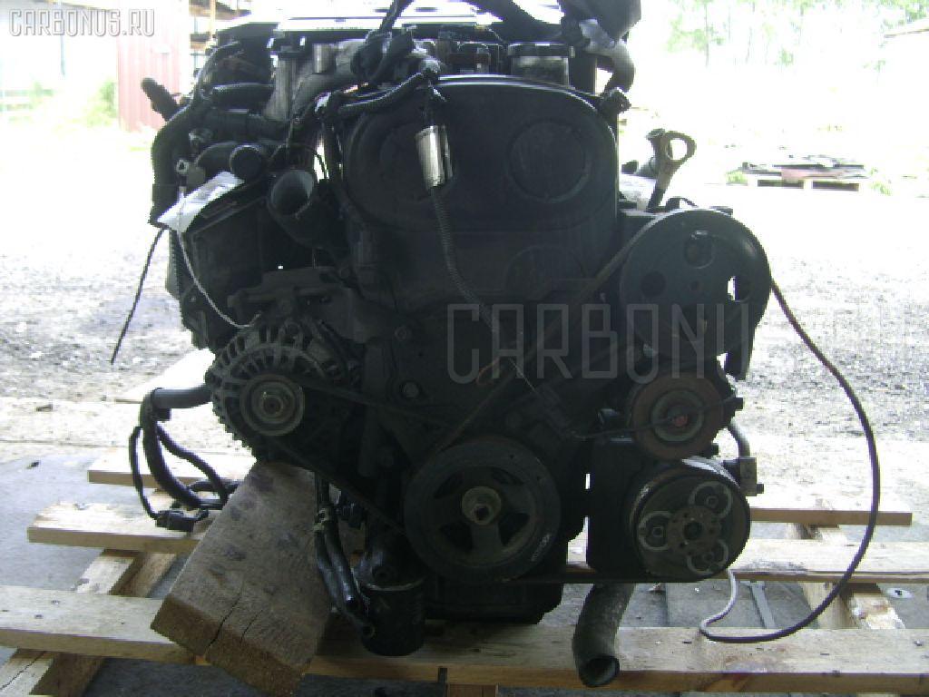 Двигатель MITSUBISHI PAJERO IO H66W 4G93 Фото 1