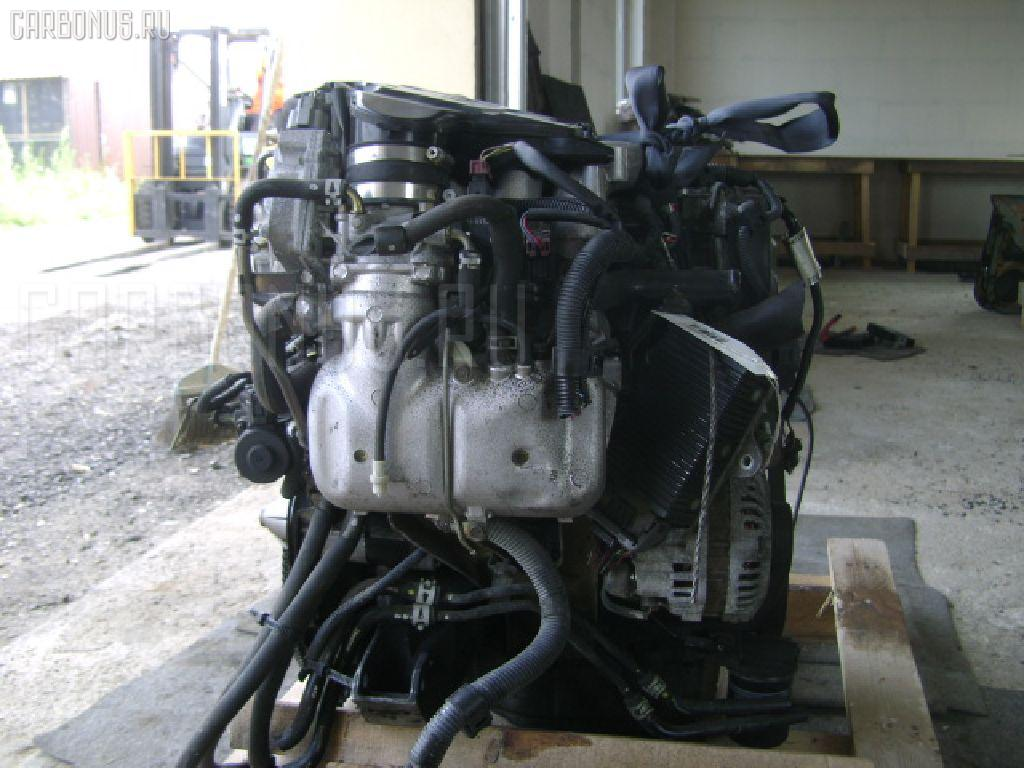 Двигатель MITSUBISHI PAJERO IO H66W 4G93 Фото 2