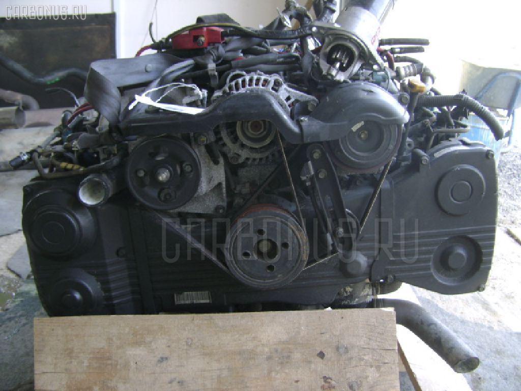 Двигатель SUBARU FORESTER SF5 EJ205 Фото 1