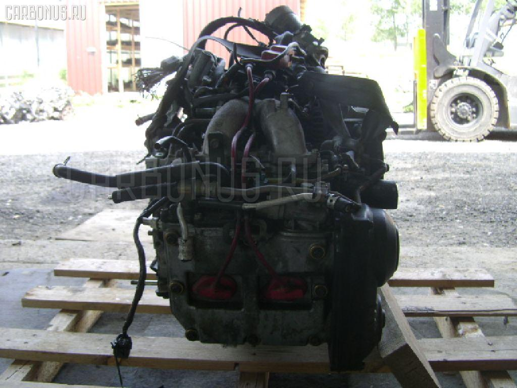 Двигатель SUBARU FORESTER SF5 EJ205 Фото 2