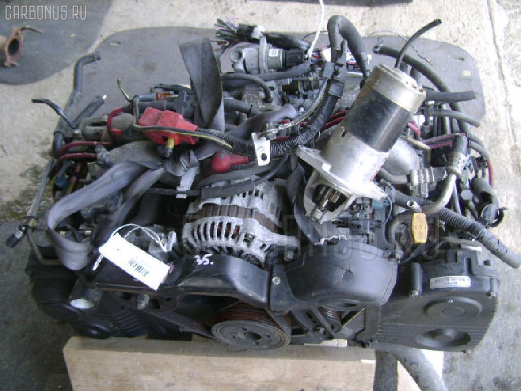 Двигатель SUBARU FORESTER SF5 EJ205 Фото 5