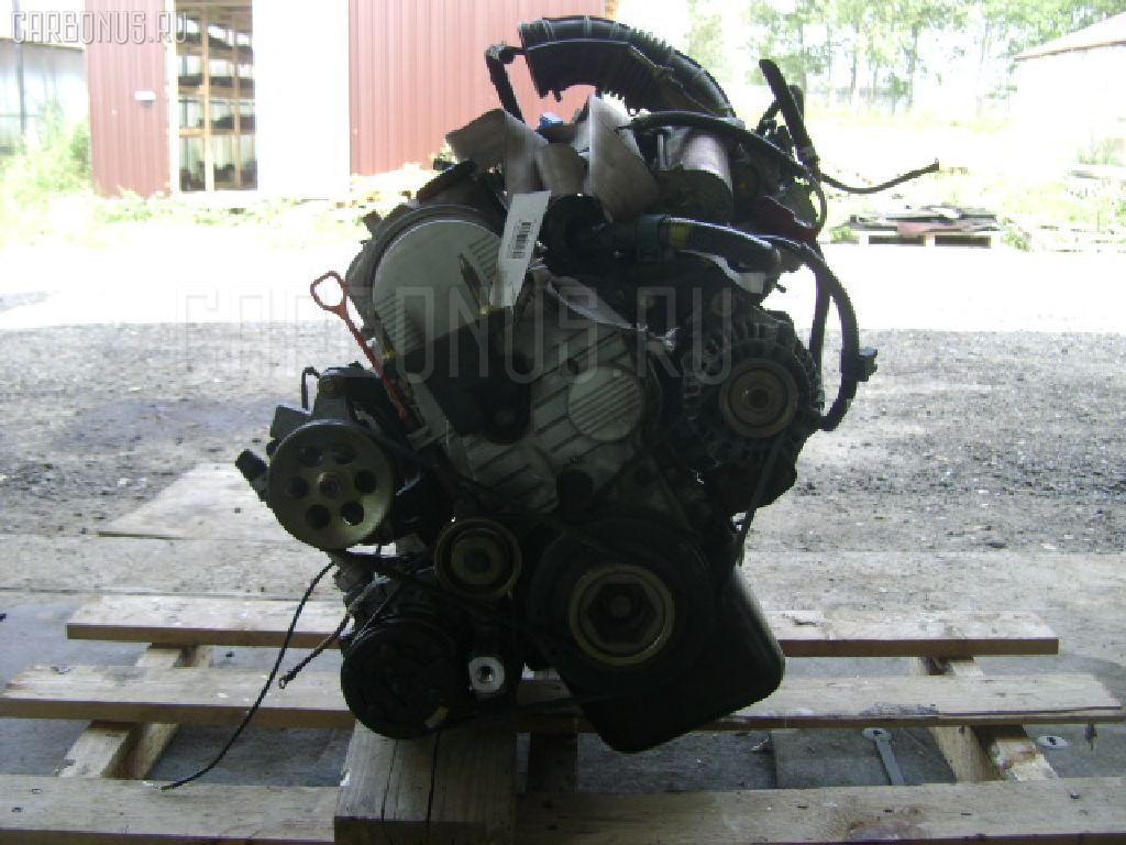 Двигатель HONDA HR-V GH4 D16A. Фото 6