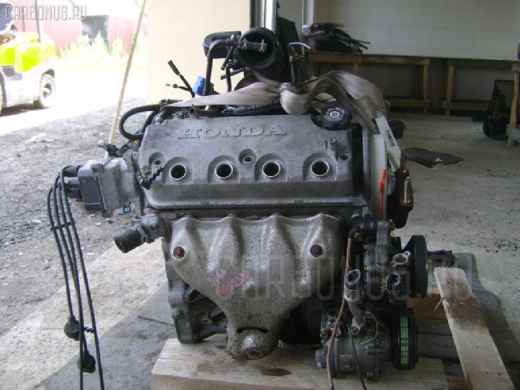 Двигатель HONDA HR-V GH4 D16A. Фото 7