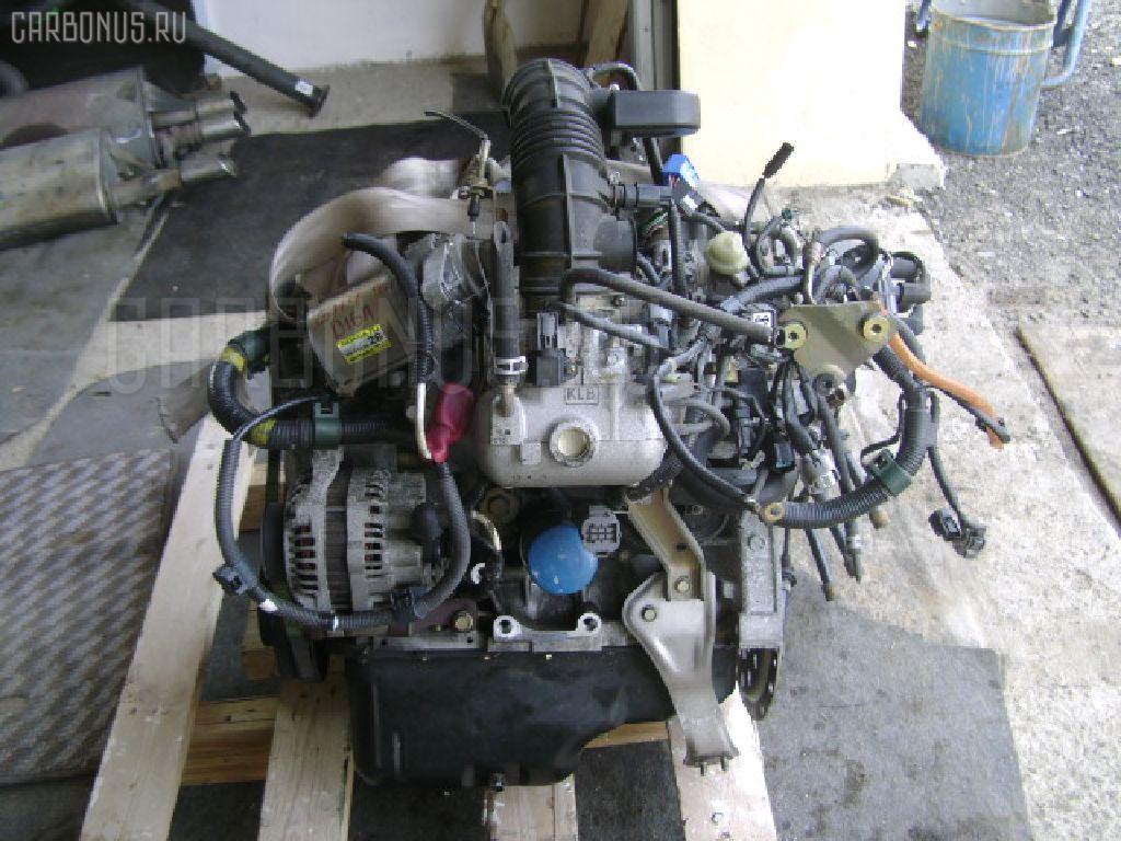 Двигатель HONDA HR-V GH4 D16A. Фото 9