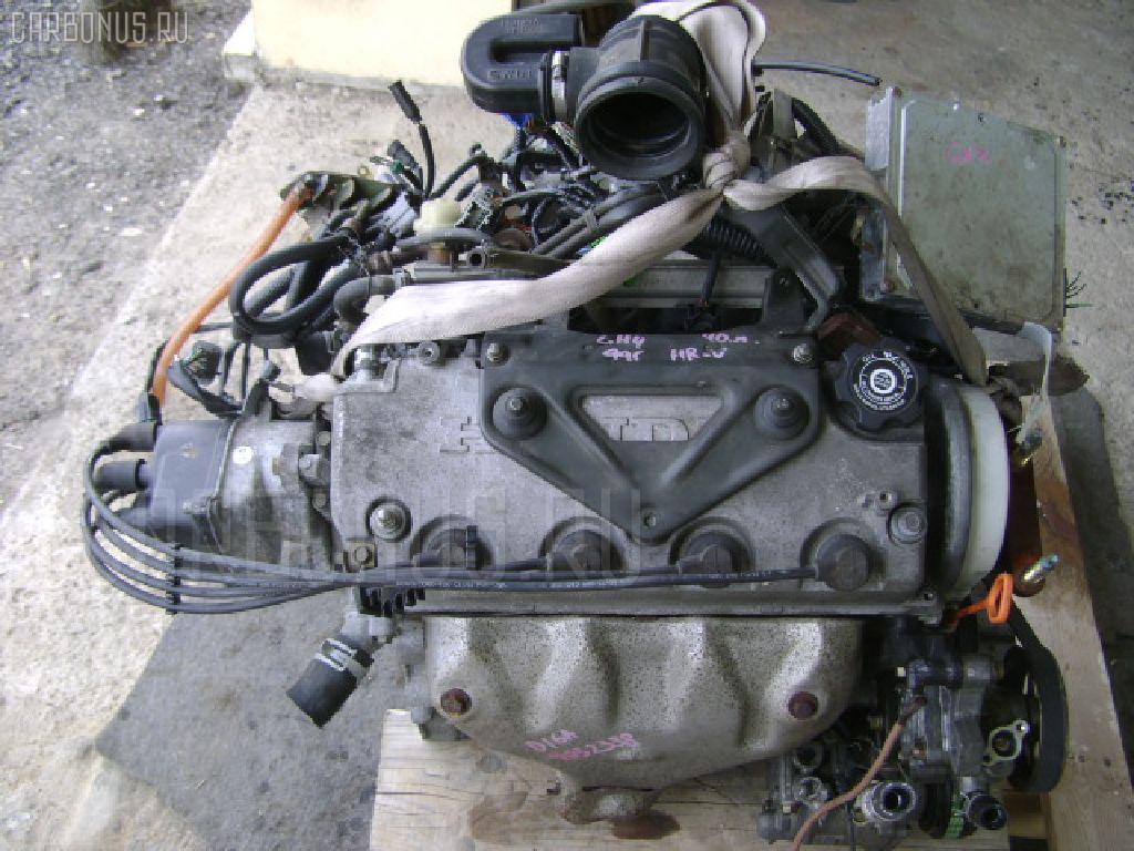 Двигатель HONDA HR-V GH4 D16A. Фото 11