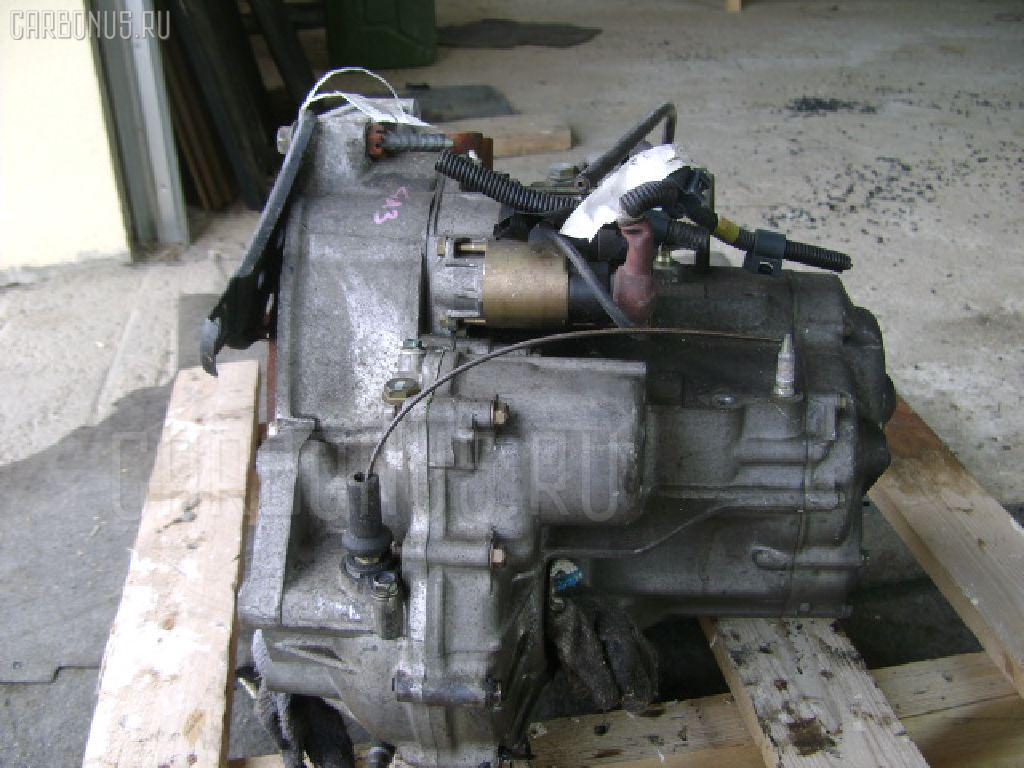КПП автоматическая HONDA LOGO GA3 D13B Фото 4