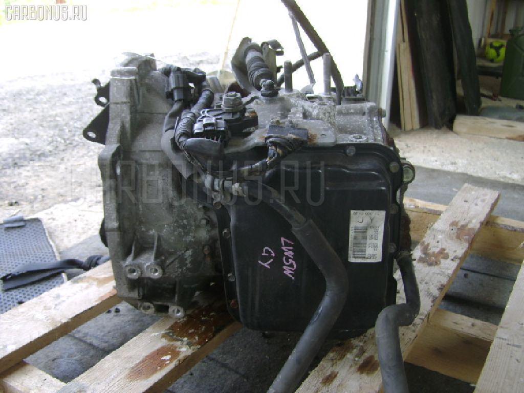 КПП автоматическая MAZDA MPV LW5W GY. Фото 10