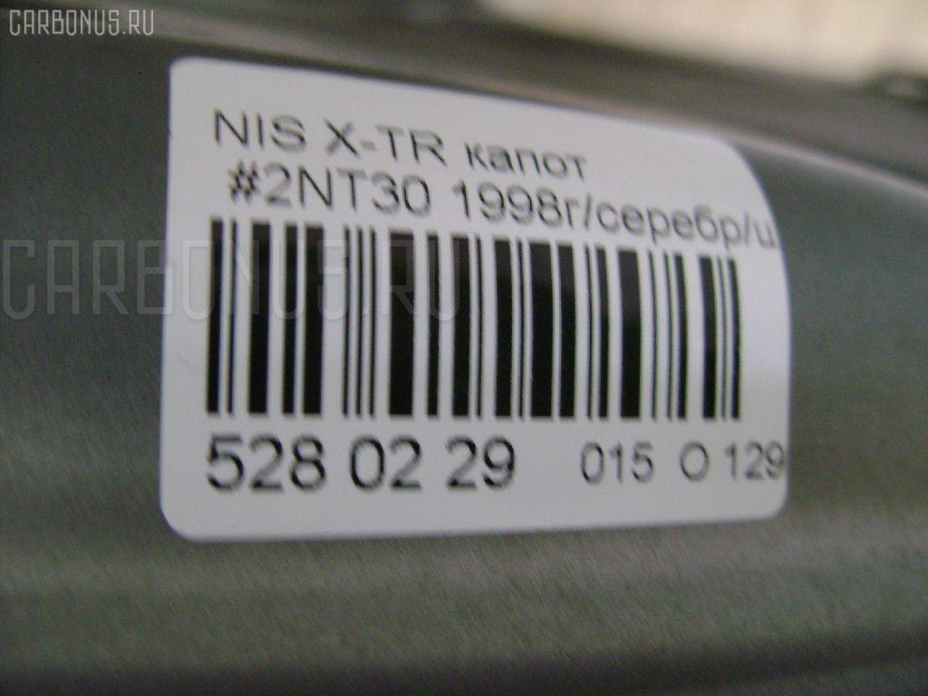 Капот NISSAN X-TRAIL NT30 Фото 3