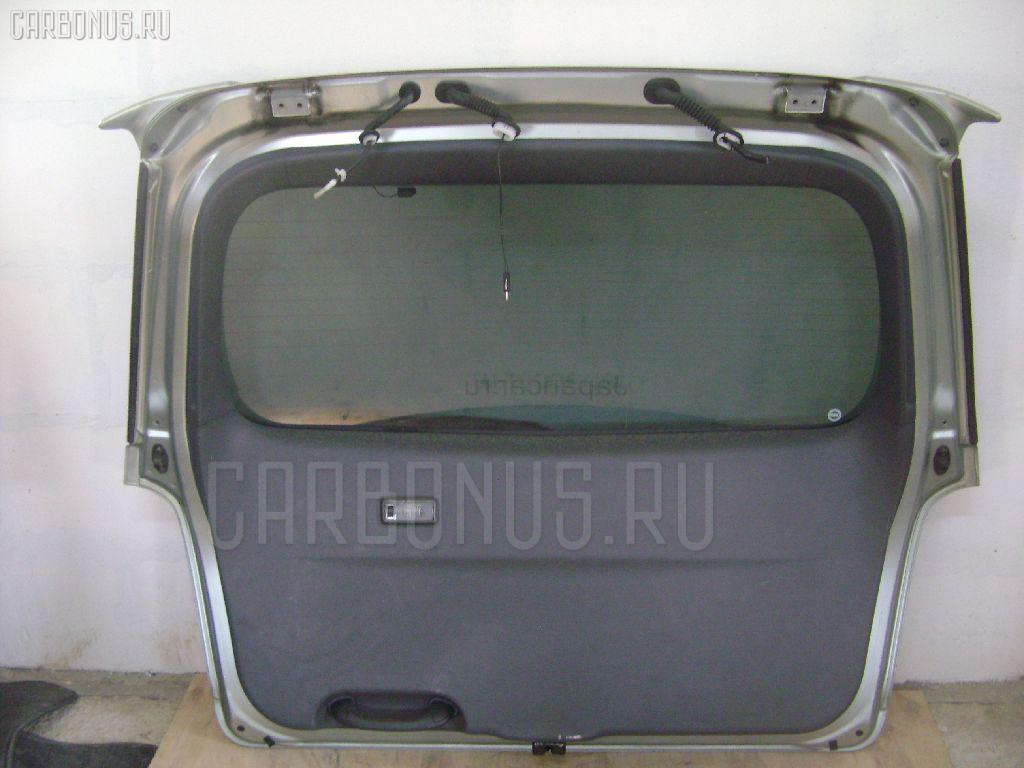Дверь задняя MAZDA MPV LW3W Фото 4