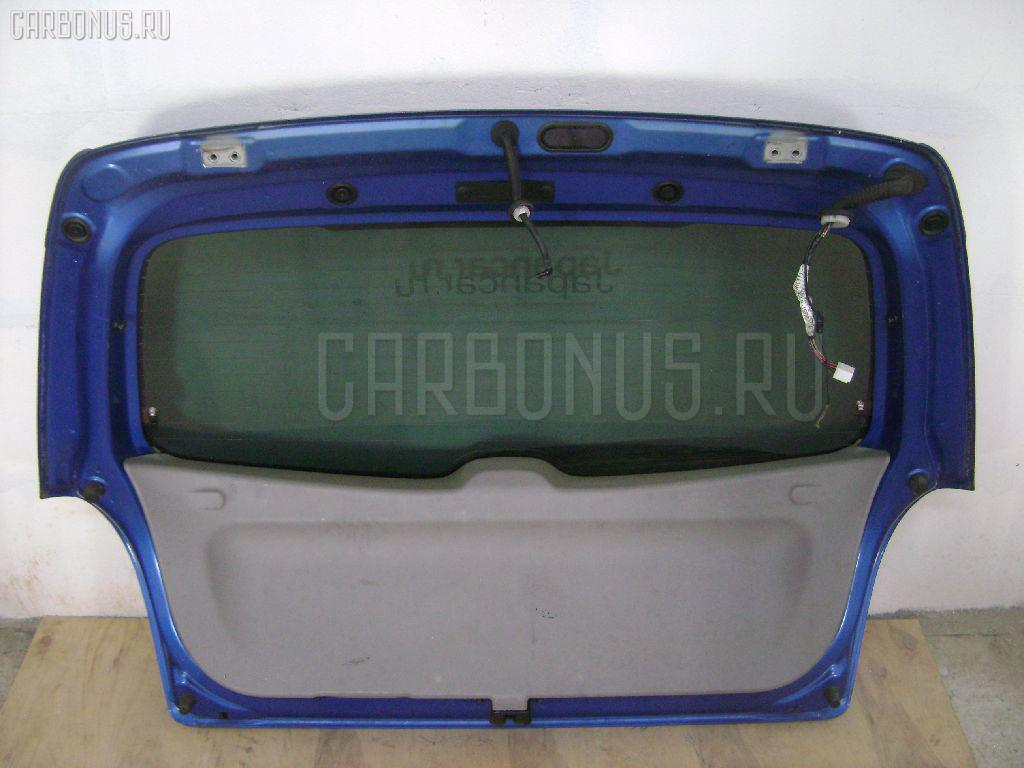 Дверь задняя MAZDA FAMILIA S-WAGON BJ5W Фото 2