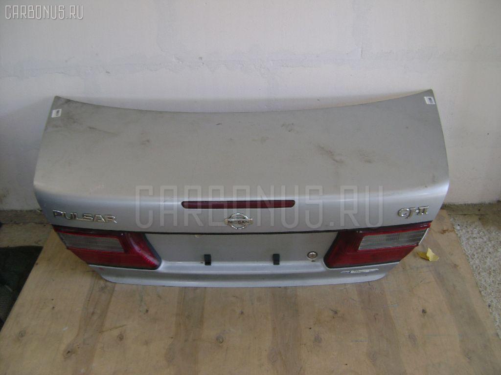 Крышка багажника NISSAN PULSAR FN15 Фото 1
