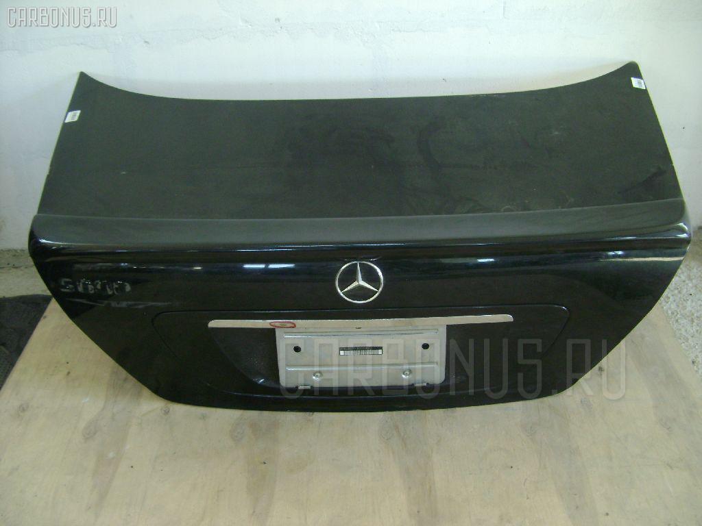 Крышка багажника MERCEDES-BENZ E-CLASS W220175 Фото 1