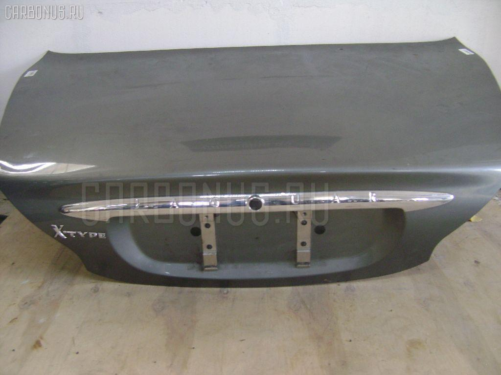 Крышка багажника Jaguar X-type Фото 1