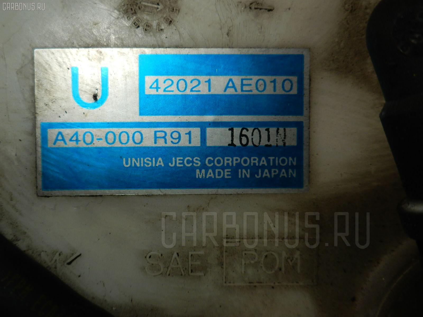 Бензонасос SUBARU LEGACY WAGON BH5 EJ206. Фото 6