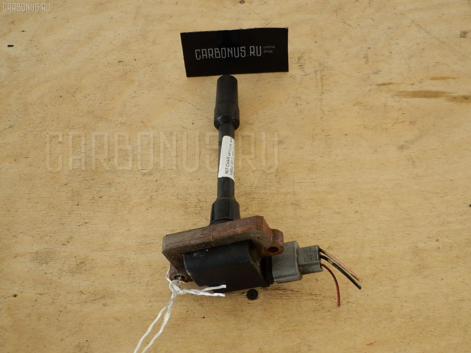 Катушка зажигания MITSUBISHI CHARIOT GRANDIS N86W 6G72 Фото 2