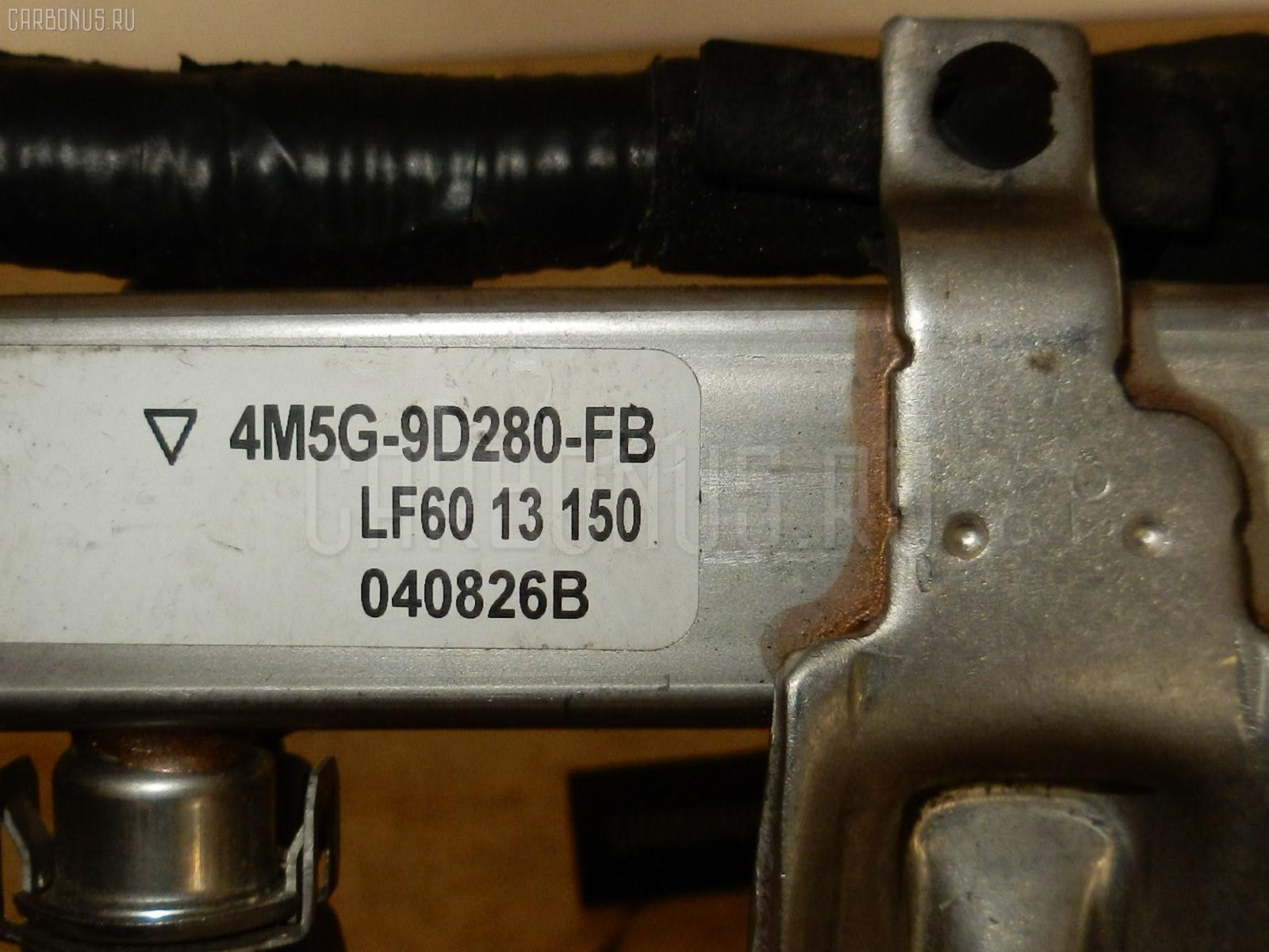 Рейка топливная FORD ESCAPE EP3WF L3 Фото 2