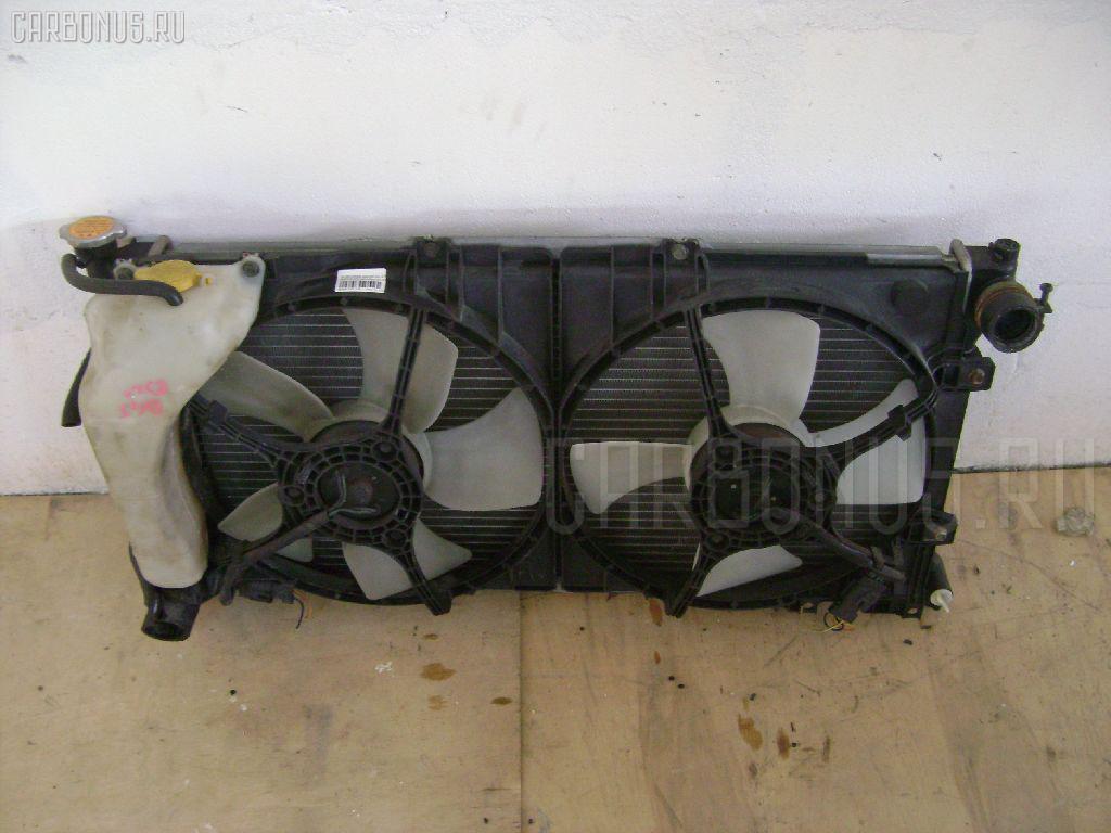 Радиатор ДВС SUBARU LEGACY WAGON BG5 EJ20. Фото 6
