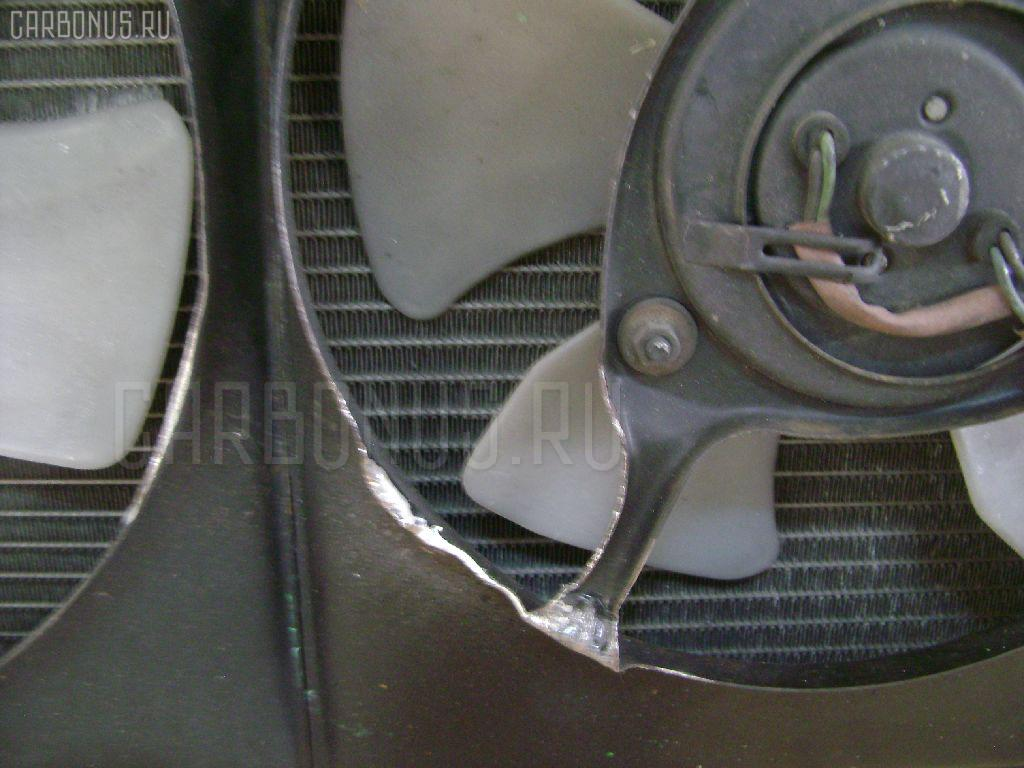 Радиатор ДВС SUBARU LEGACY BC5 EJ20-T Фото 4