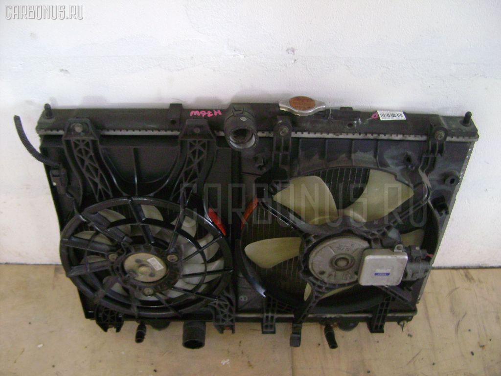 Радиатор ДВС MITSUBISHI PAJERO IO H76W 4G93 Фото 2
