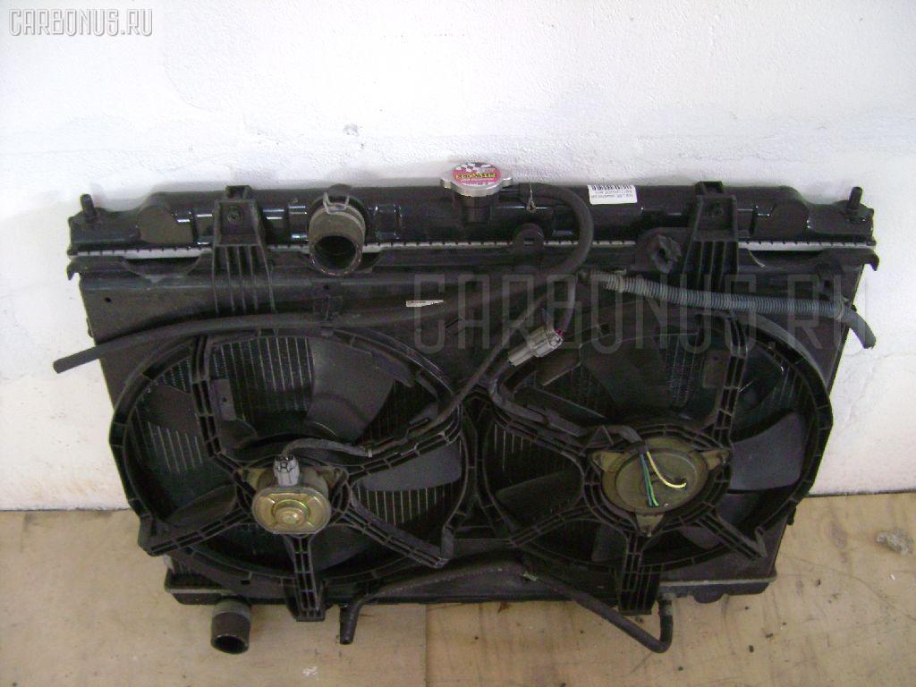 Радиатор ДВС NISSAN LIBERTY RM12 QR20DE Фото 2
