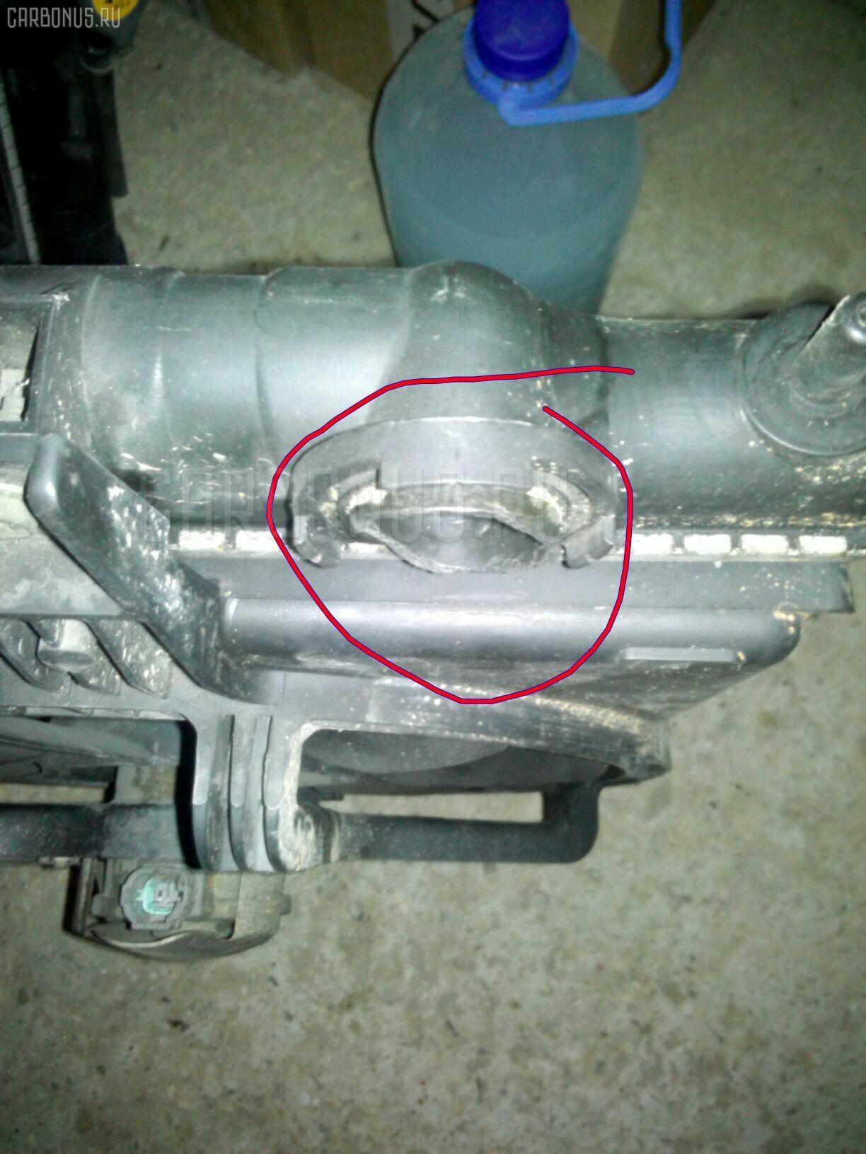 Радиатор ДВС NISSAN AVENIR PW11 SR20DE Фото 1