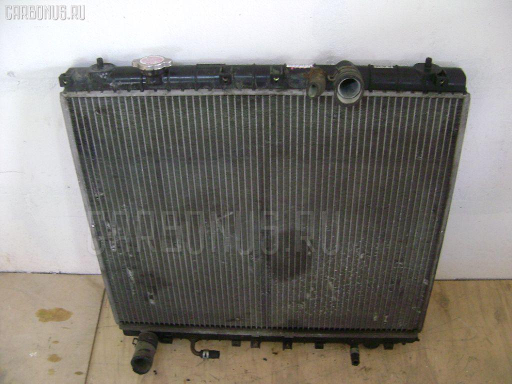 Радиатор ДВС Mazda Bongo friendee SGLR WL Фото 1
