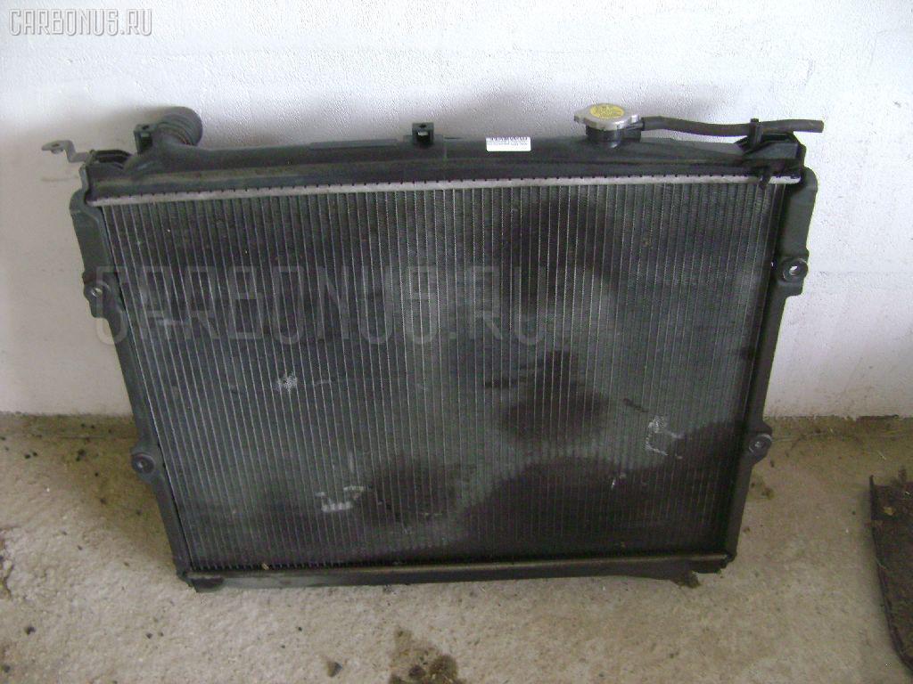 Радиатор ДВС MAZDA MPV LVLR WLT. Фото 9