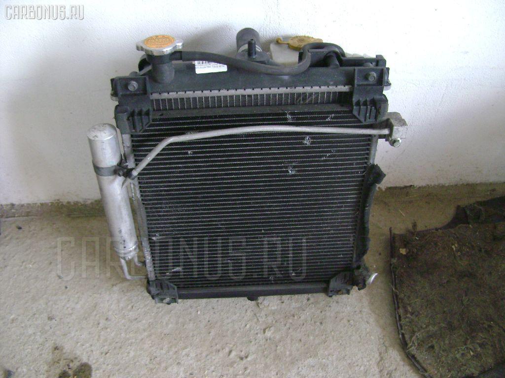 Радиатор ДВС SUBARU STELLA RN1 EN07 Фото 1