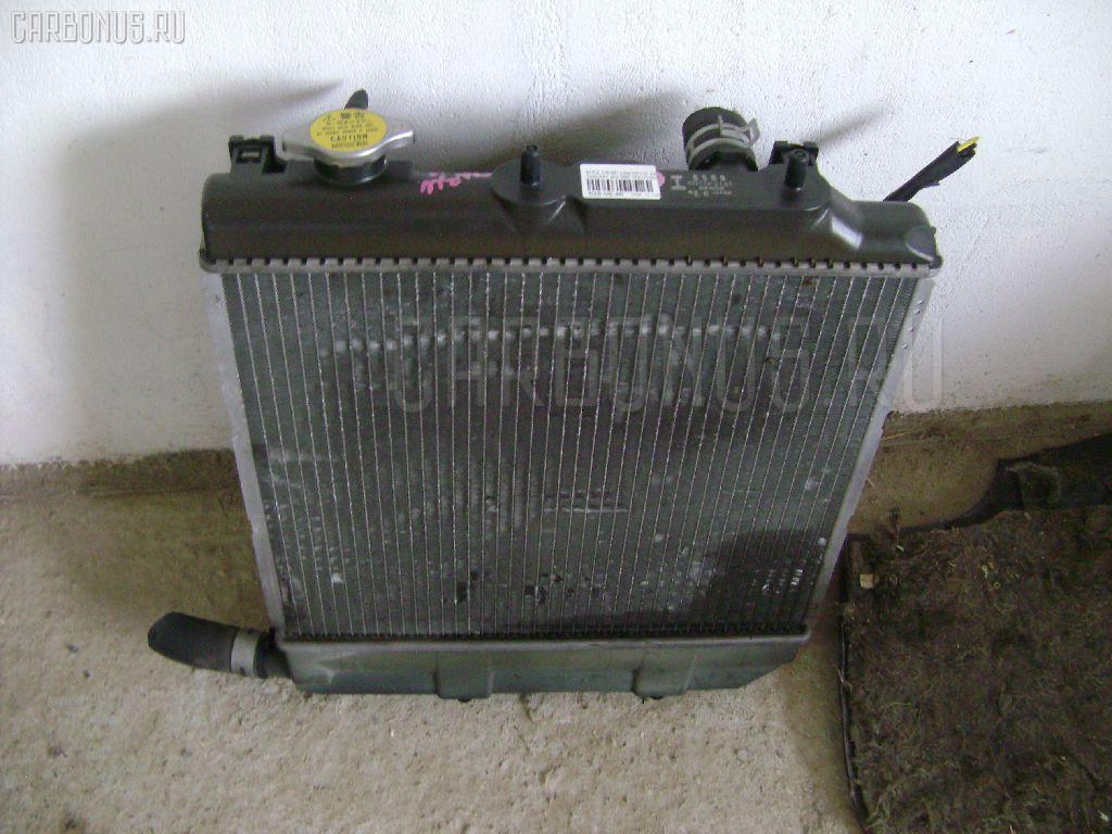 Радиатор ДВС MAZDA DEMIO DW3W B3-ME Фото 1
