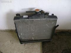 Радиатор ДВС Mitsubishi Pajero junior H57A 4A31 Фото 2