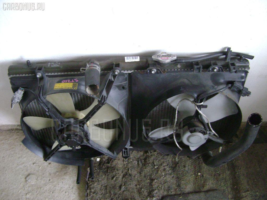 Радиатор ДВС Toyota Caldina ST210 3S-FE Фото 1