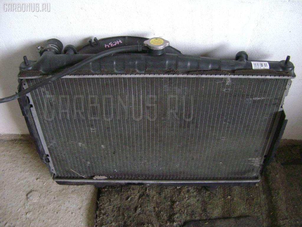Радиатор ДВС NISSAN LAUREL HC34 RB20DE. Фото 4