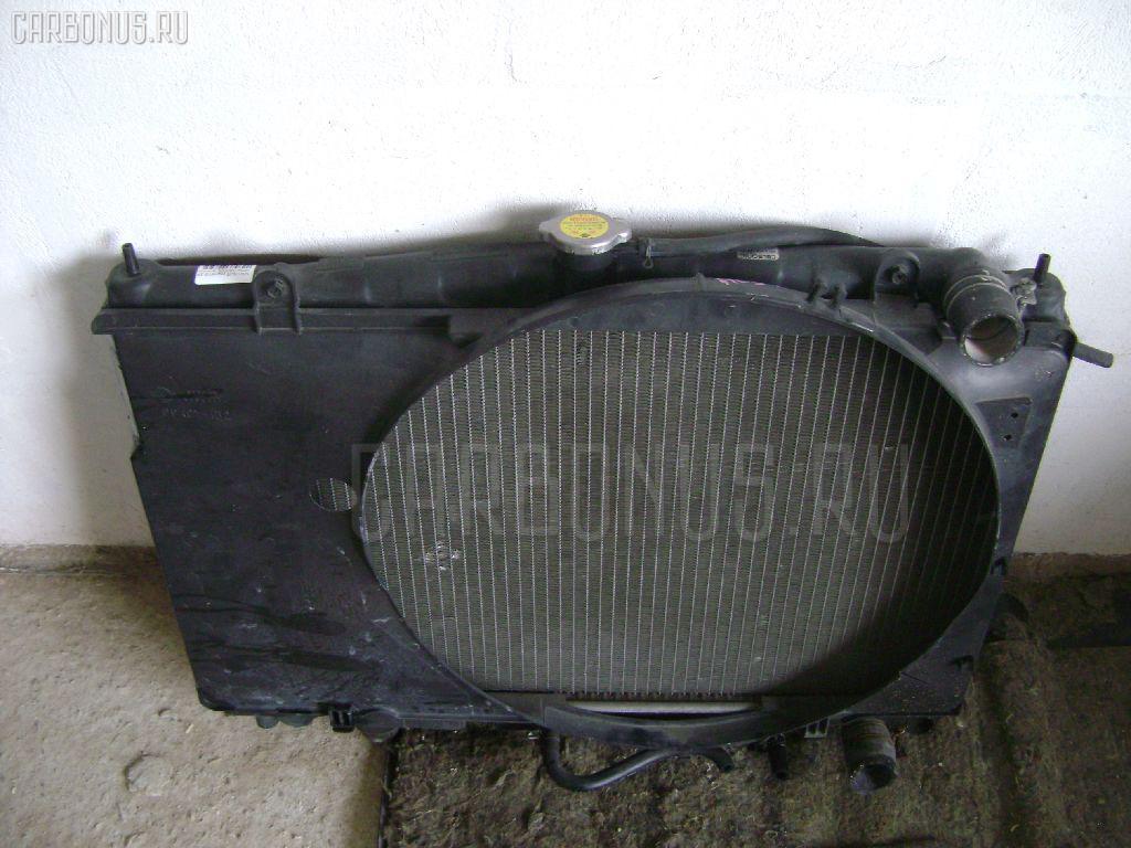 Радиатор ДВС NISSAN LAUREL HC34 RB20DE. Фото 5