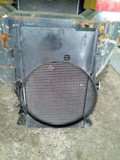 Радиатор ДВС Nissan Laurel HC34 RB20DE Фото 1
