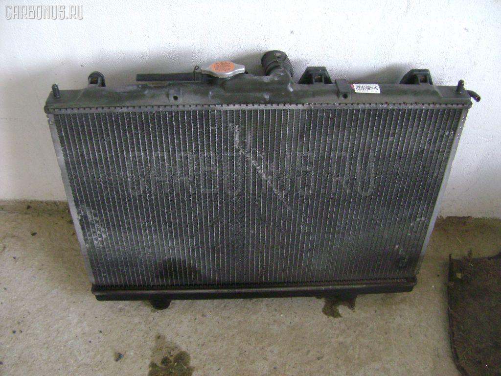 Радиатор ДВС Mitsubishi Pajero io H76W 4G93 Фото 1