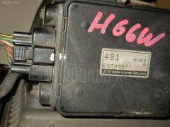Корпус воздушного фильтра Mitsubishi Pajero io H66W 4G93 Фото 1