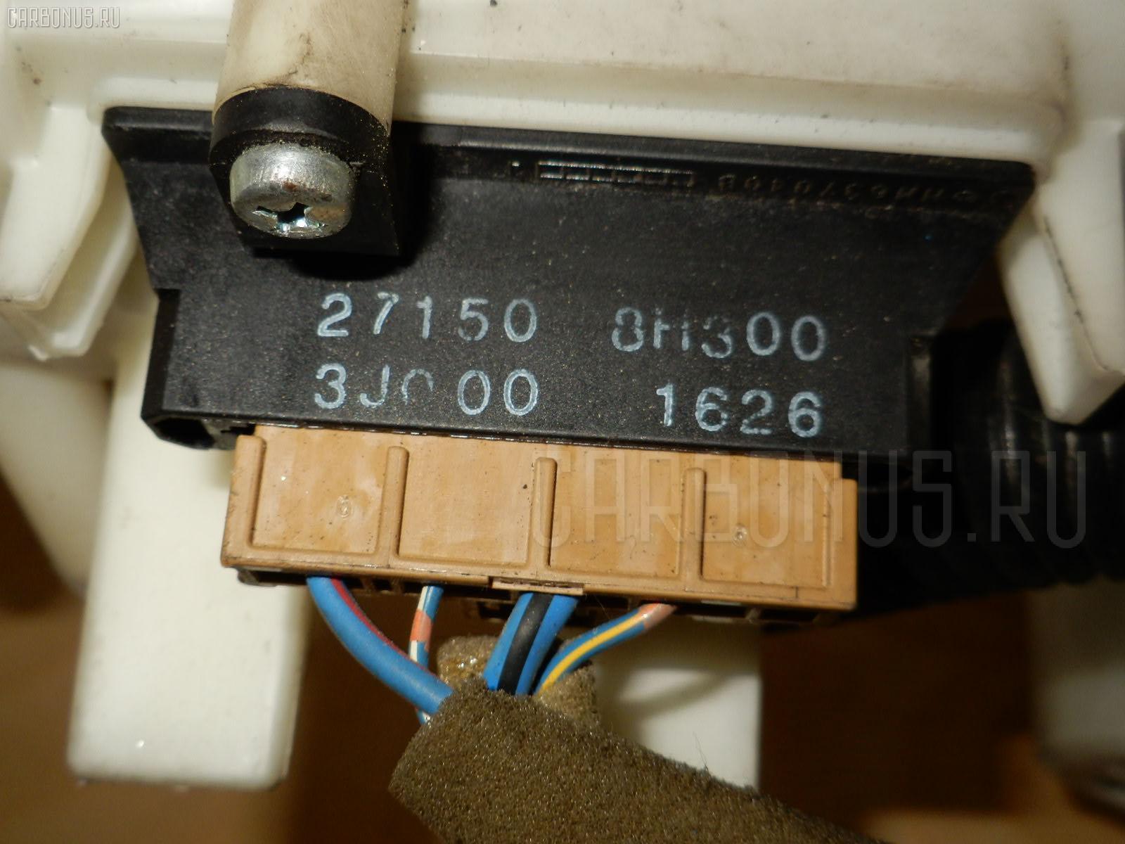 Мотор печки NISSAN X-TRAIL NT30 QR20DE Фото 3